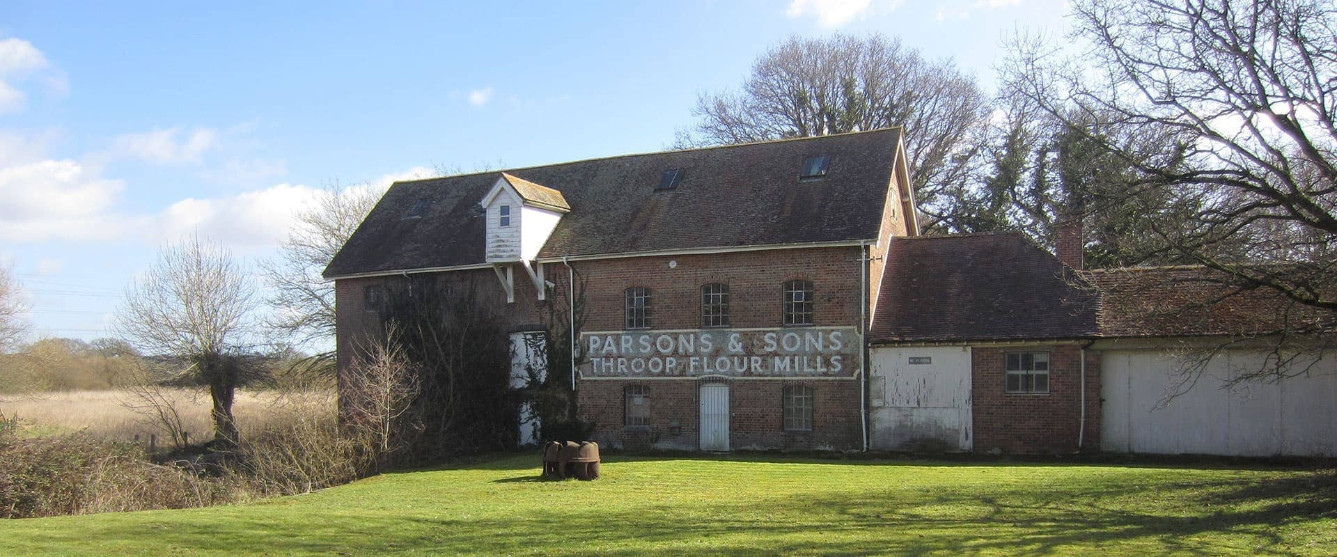 Bournemouth Flour Mill